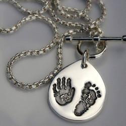 Handprint Jewellery