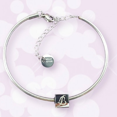 Personalised  Charm Bangle - Handcrafted & Custom-Made