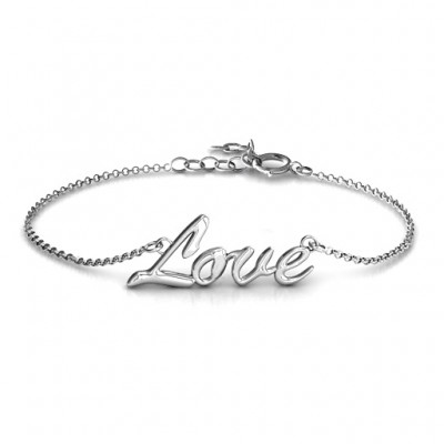Personalised Love Spell Bracelet - Handcrafted & Custom-Made